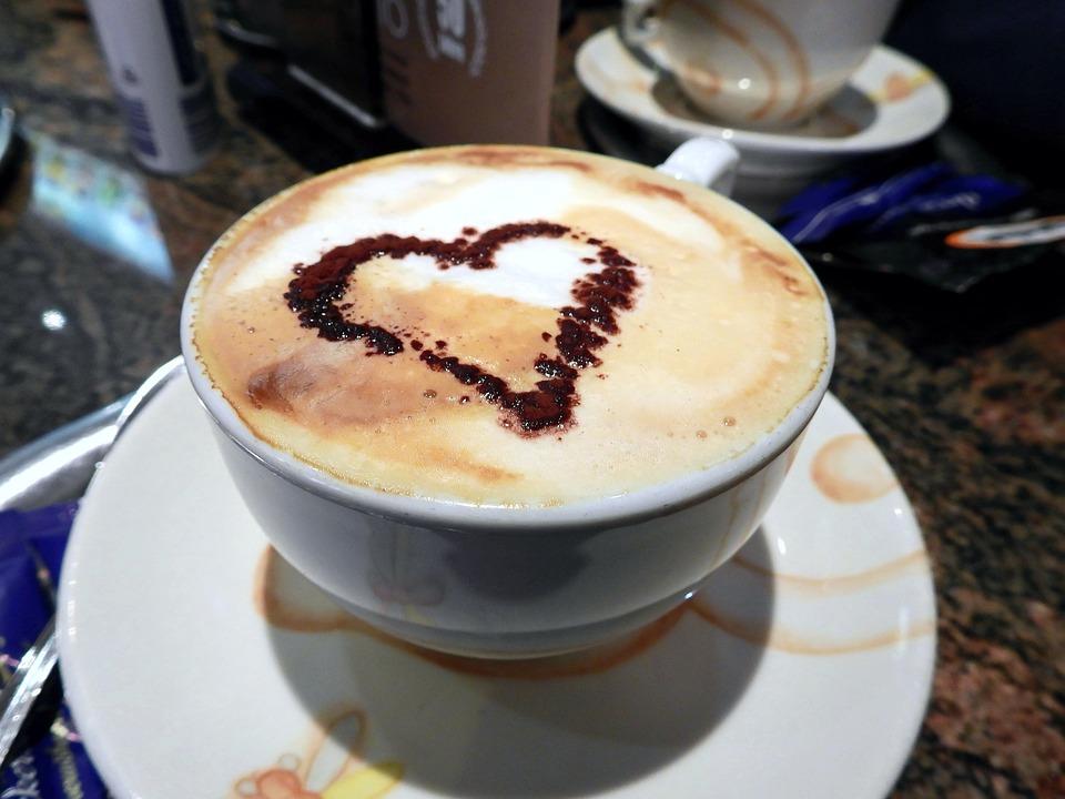Ücretsiz Fotoğraf: Kahve, Cappuccino, Fincan