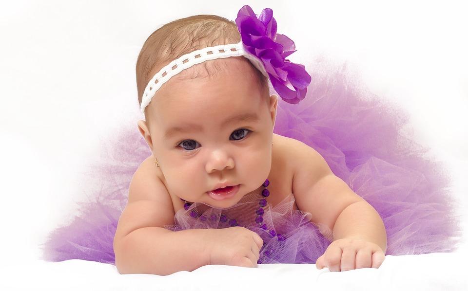 baby girl pink free photo on pixabay