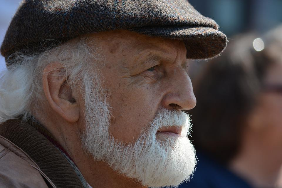 Free photo: Man, Old, White Beard, Face - Free Image on ... An Old Man Face With Beards Images