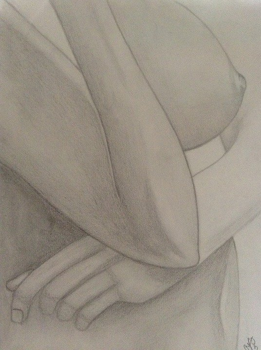 Desnudos Mujer Dibujo Imagen Gratis En Pixabay