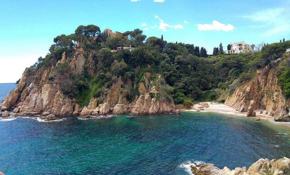 Costa Brava Spain Summer Free Photo On Pixabay