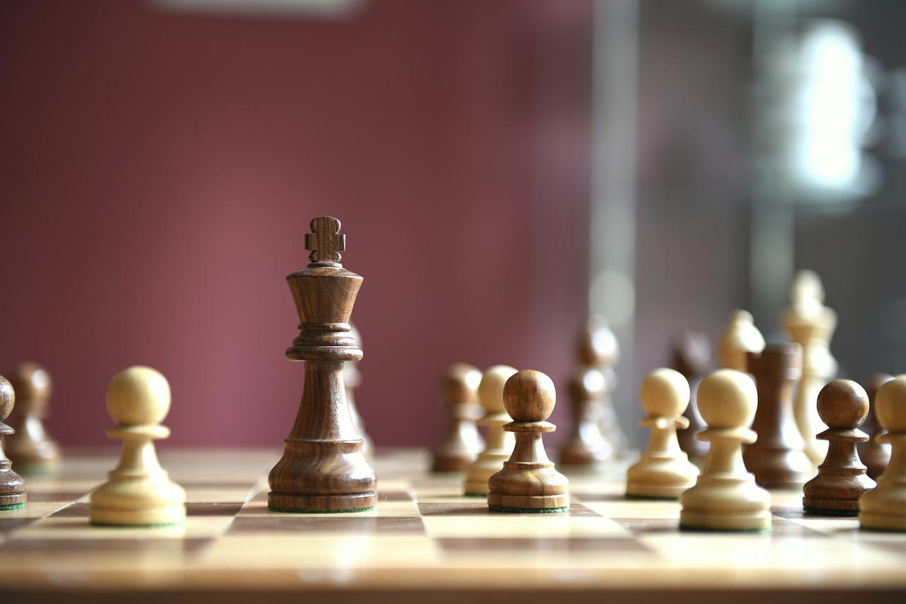 King in chess