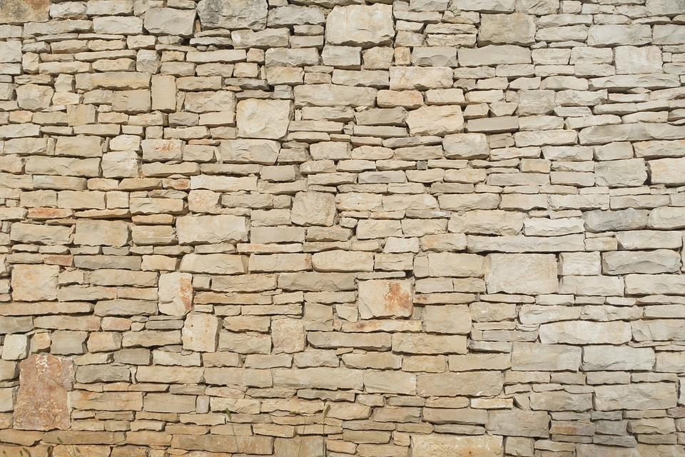 Wall Stone Background Pattern Texture Rustic