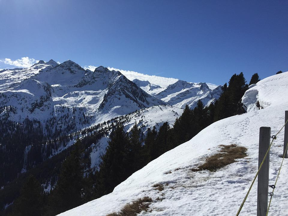 Snow Alps Mountains · Free photo on Pixabay