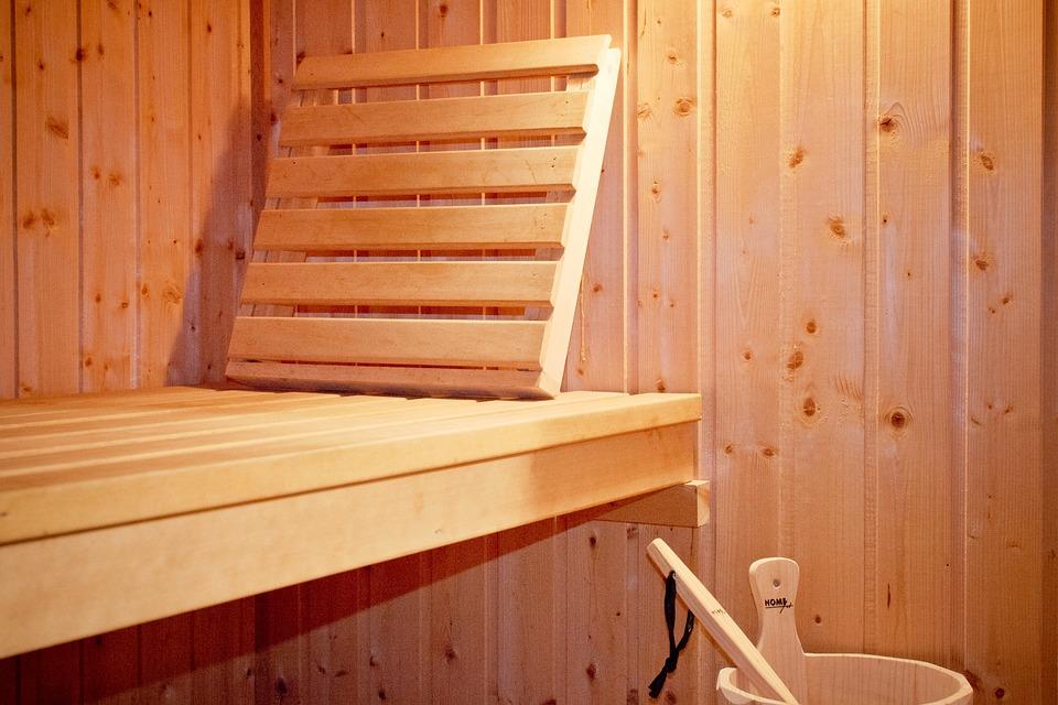 Sauna Banco De Madera Foto Gratis En Pixabay - Sauna-madera