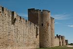 ramparts, wall