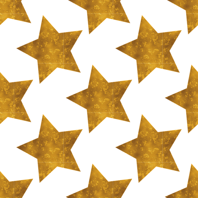 Stars Gold Rust 183 Free Vector Graphic On Pixabay