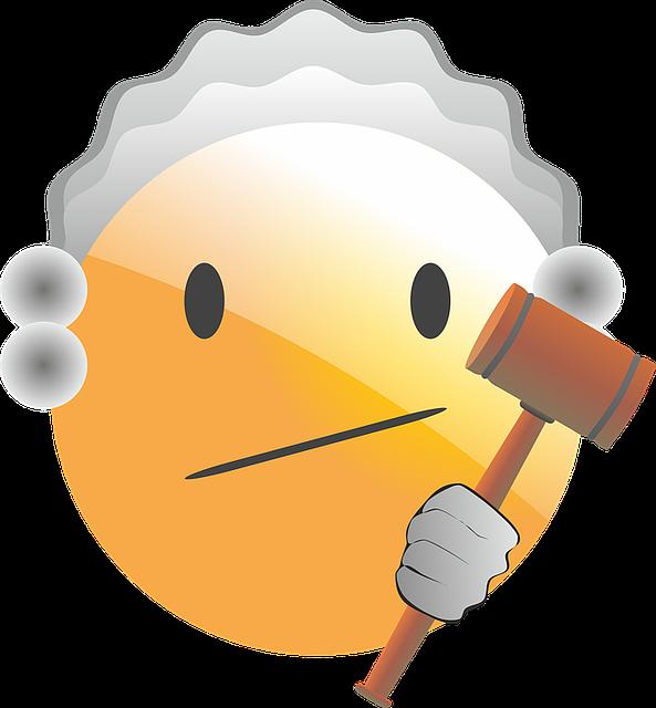 emoticon smiley judge  u00b7 free vector graphic on pixabay