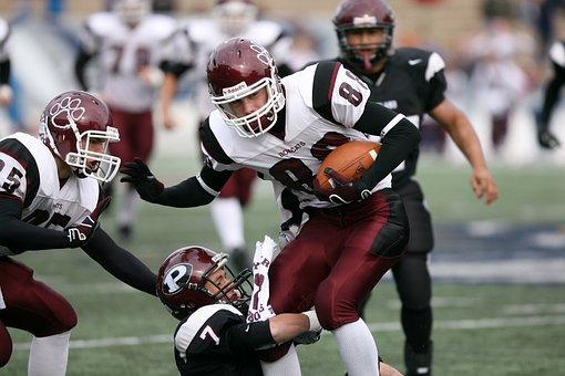American Football, Running Back, Defense