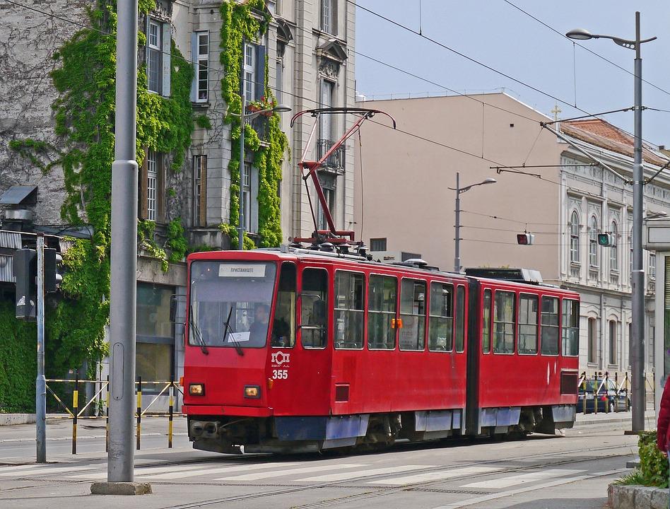Straßenbahn, Belgrad