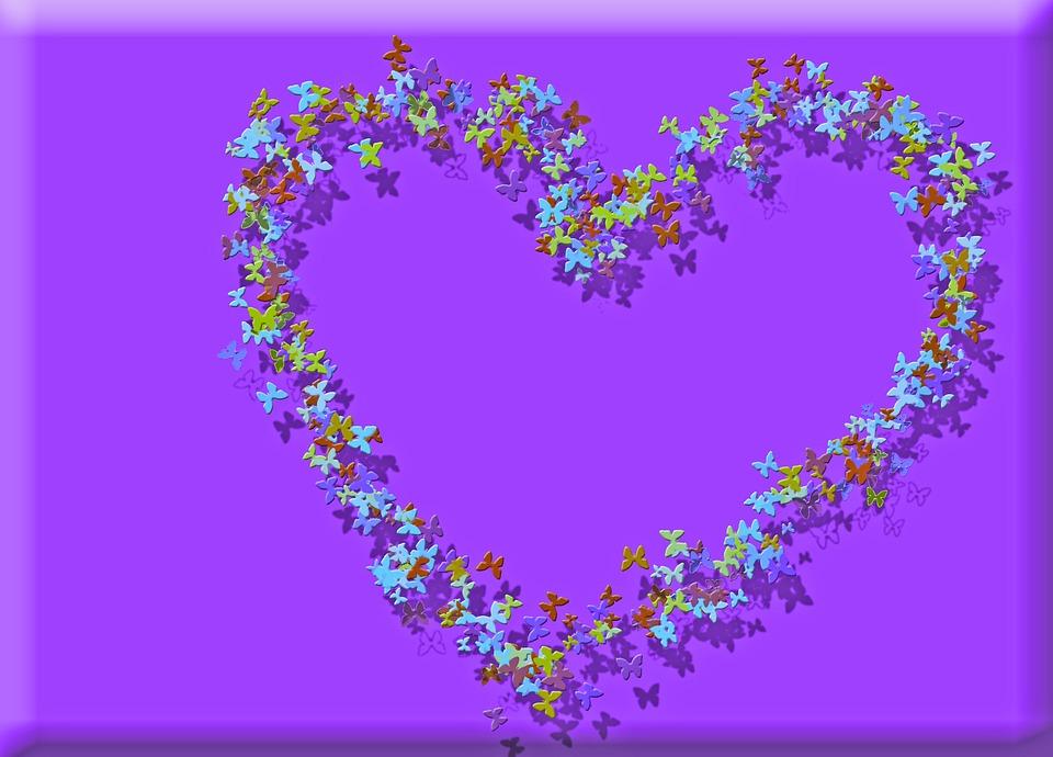 Rahmen Herz Dekoration · Kostenloses Bild auf Pixabay