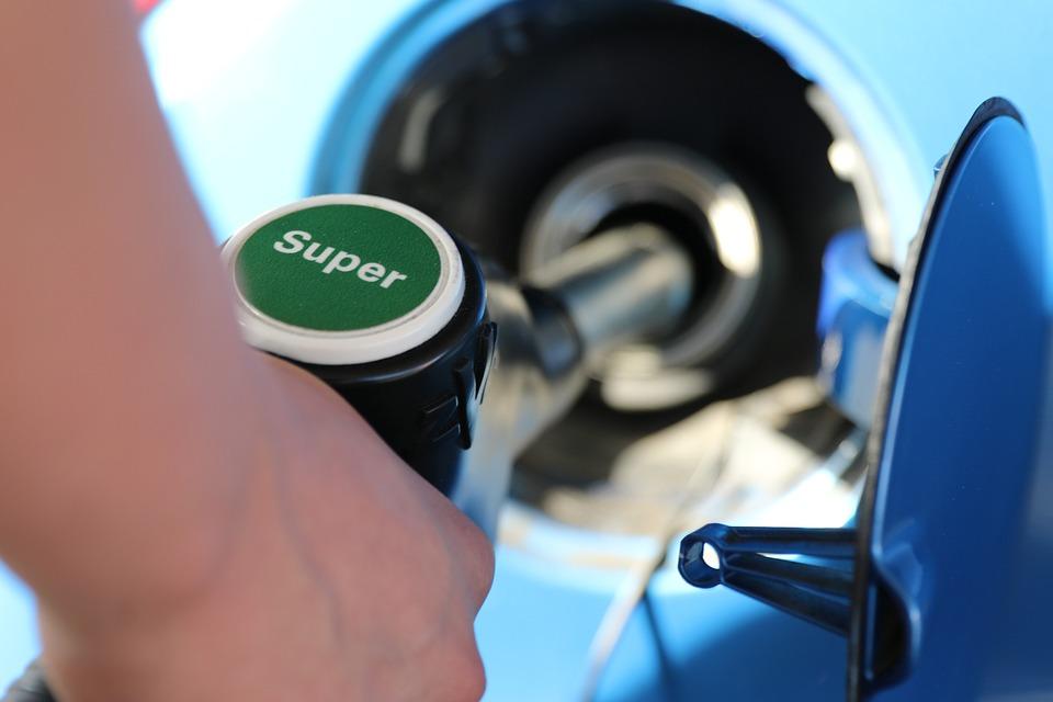 スーパー, ガソリン, ガソリンスタンド, 燃料補給, ガス, 充填