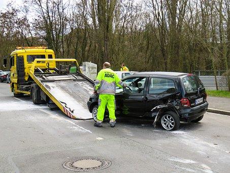 Accident, Auto, Damage, Vehicle, Broken