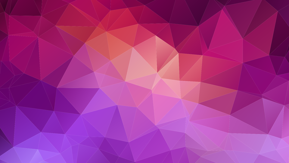 Purple Polygonal Abstract Background: Background Mesh Polygon · Free Vector Graphic On Pixabay