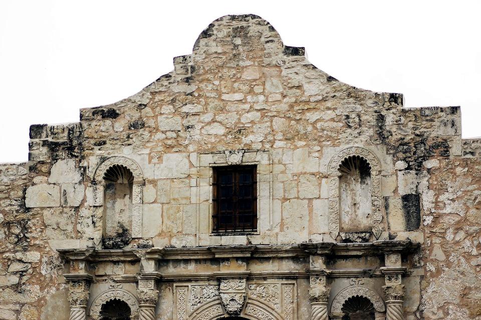 Free Photo Alamo Texas San Antonio Battle Free Image