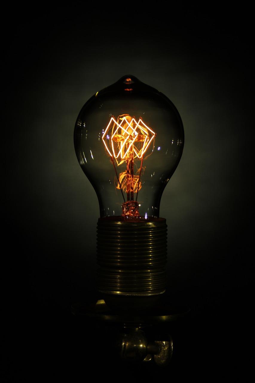 Открытки, прикольные картинки с лампочкой