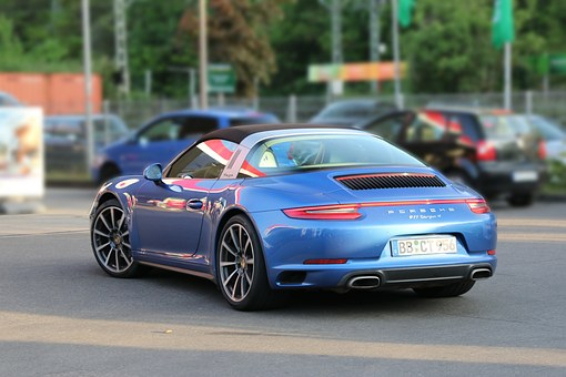 Porsche Targa, 911, Sports Car, Auto
