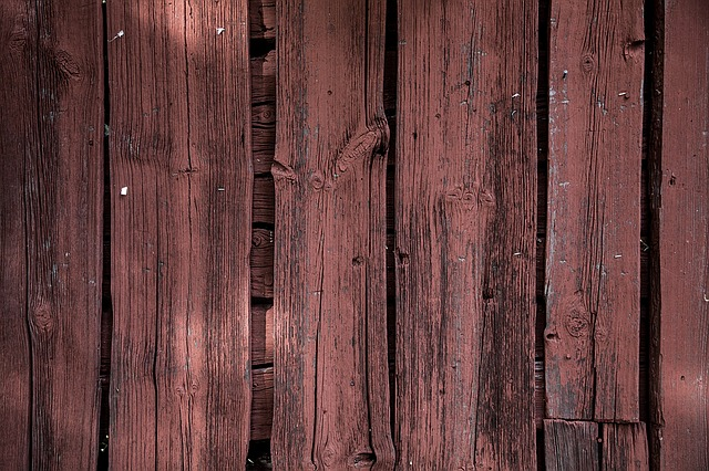 Red Wood Paint Plank Closeup 183 Free Photo On Pixabay
