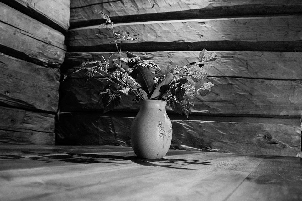 Super Photo gratuite: Muguet, Noir Et Blanc - Image gratuite sur Pixabay  FU24