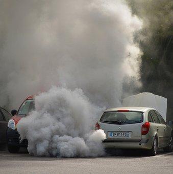 Car, Non, Panne, Bad Luck, Uitaatgassen