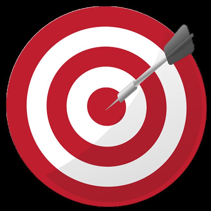 Target Dart Aim · Free image on Pixabay