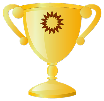 Trophy Win Prize Transparent Success Award