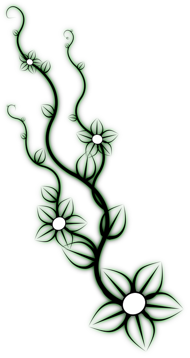 ornament flower leaves free vector graphic on pixabay ornament flower leaves free vector