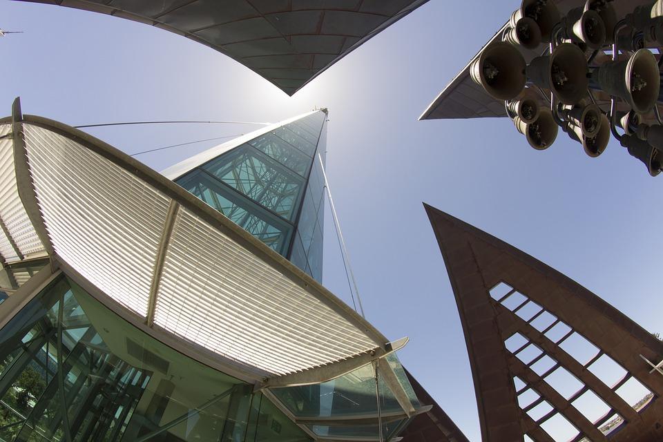 Australia, Western Australia, Perth, Bell Tower, Travel