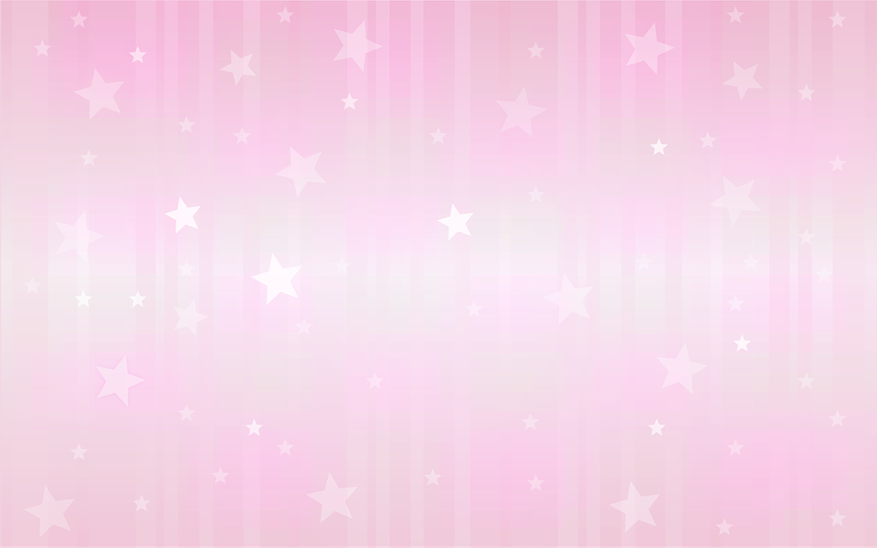 Background Texture Stars Pink Girl Birthday Party