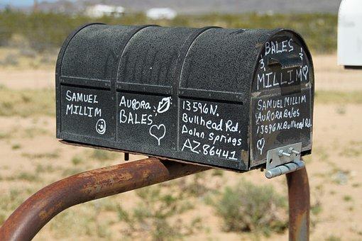 电子邮件地址是什么