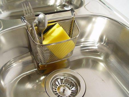 Sink Scourer Kitchen Cookware Bakeware Sin