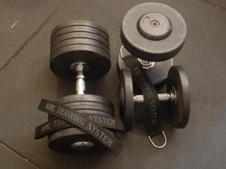 977cf5cbf Halteres Musculação Músculos - Foto gratuita no Pixabay