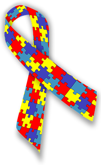 Autism Ribbon Awareness Disease Disorder S