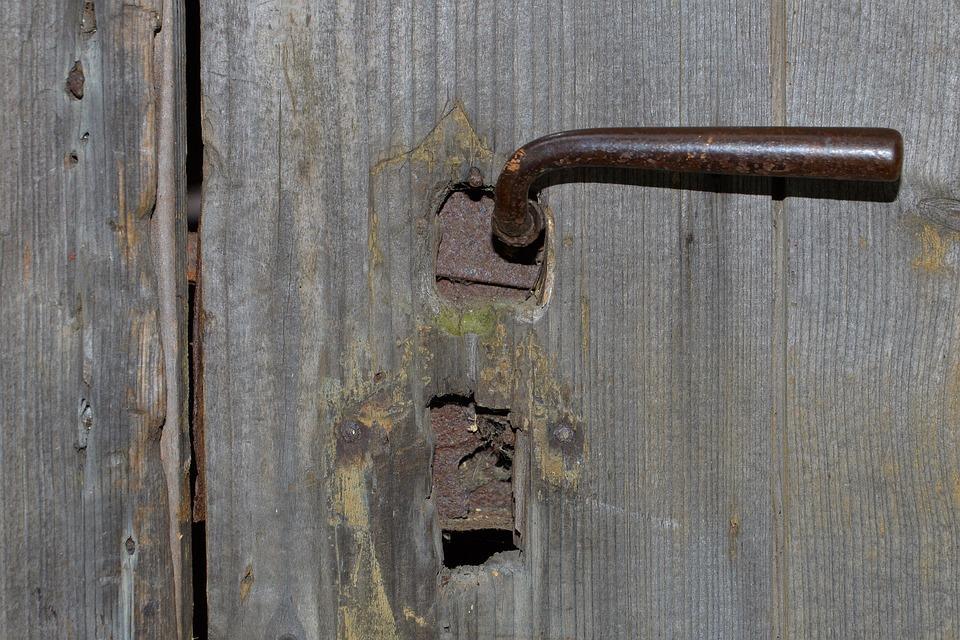 Chwalebne Drzwi Zamek Klamka - Darmowe zdjęcie na Pixabay JL49