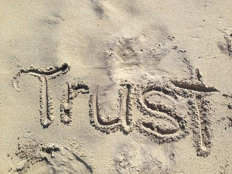 Trust Faith Encouragement Trust Trust Trus