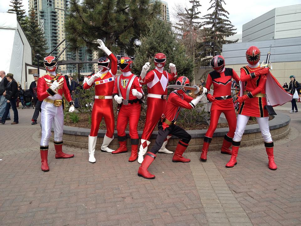 Free photo: Super Heroes, Group, Costumes - Free Image on ...