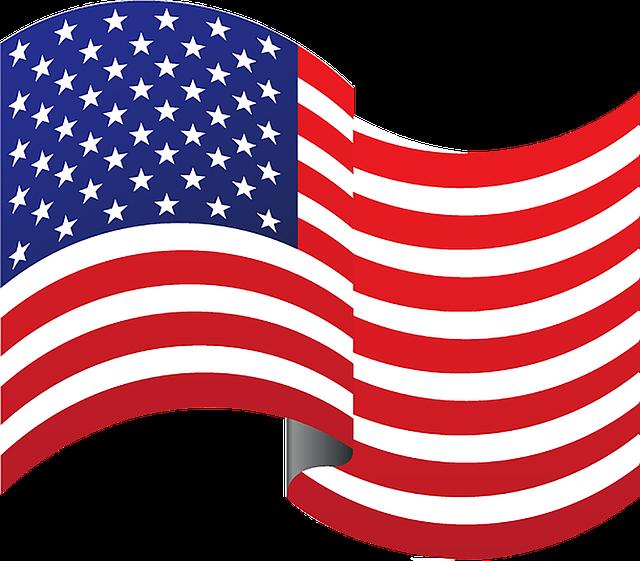 Free Illustration Us Flag American Us Flag Symbol