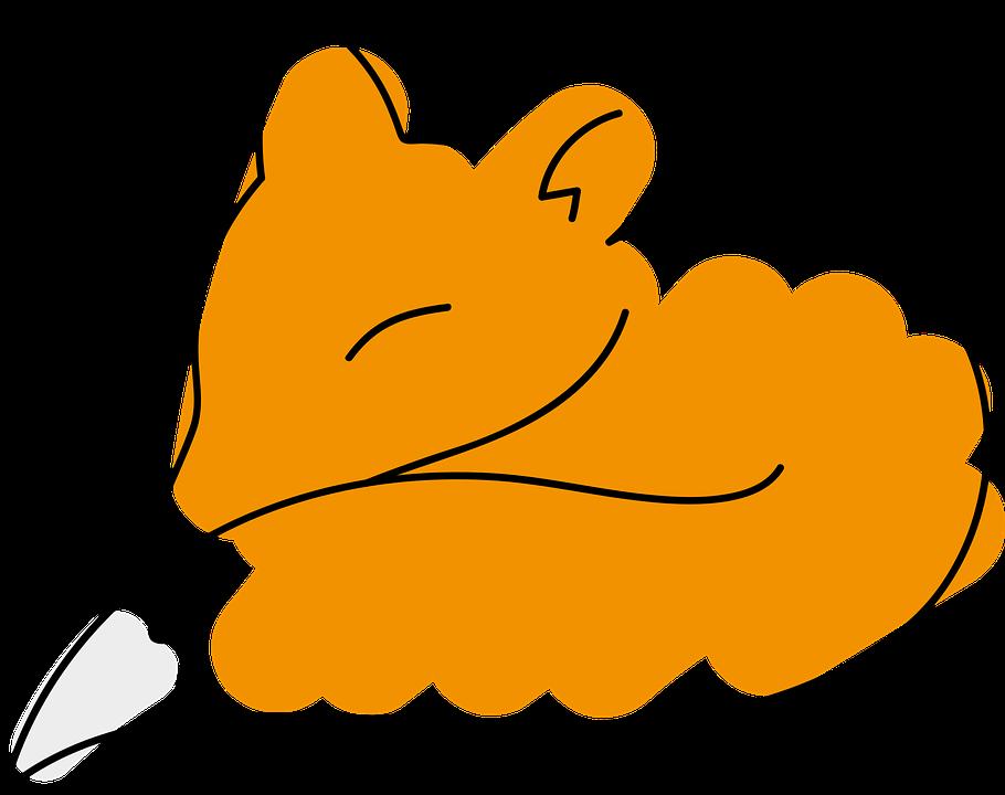 Fuchs Raposa Desenho Grafico Vetorial Gratis No Pixabay