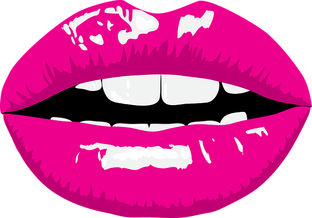 Mouth Lipstick Makeup 183 Free Vector Graphic On Pixabay