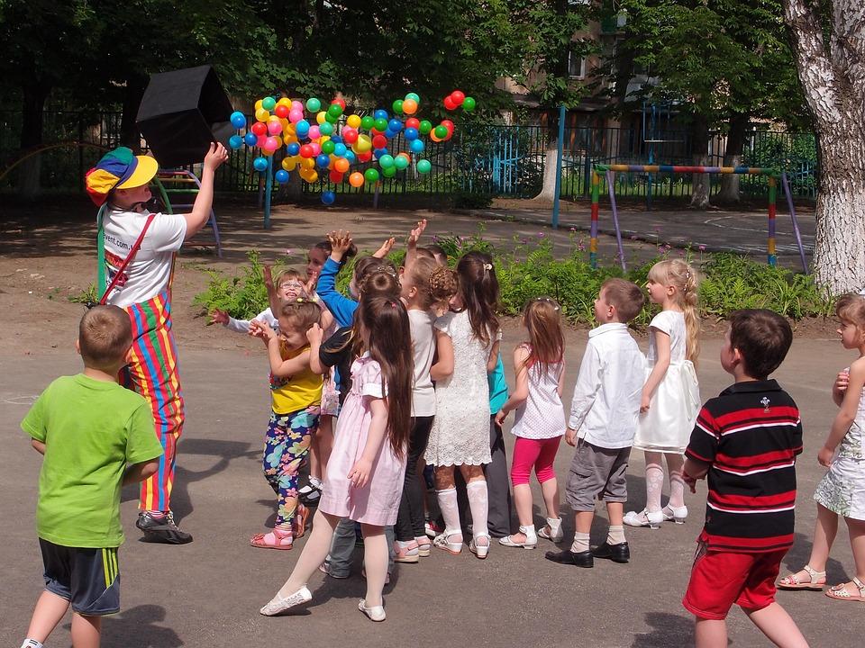 Праздник, Детский Сад, Садик, Дети, Детский Праздник