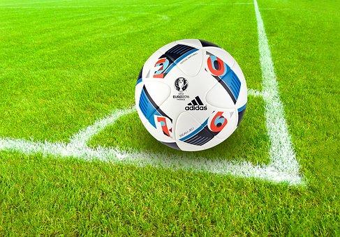 サッカー, 運動場, コーナー, Eckpunkt, 標準的な状況, 欧州選手権