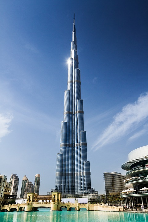 Dubai classifieds dubai vacations all inclusive travel for Special landmarks