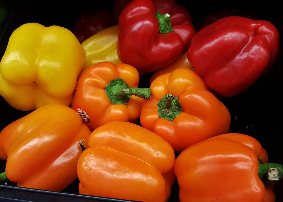 Bell Peppers Red - Free photo on Pixabay