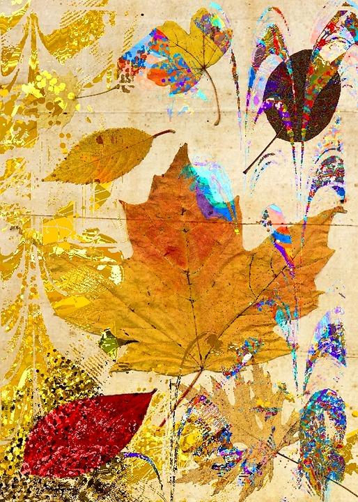 Daun Kolase Musim Gugur Gambar Gratis Di Pixabay