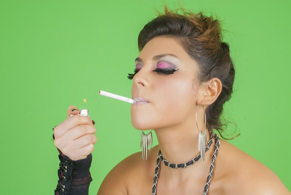 Ženy a kouření
