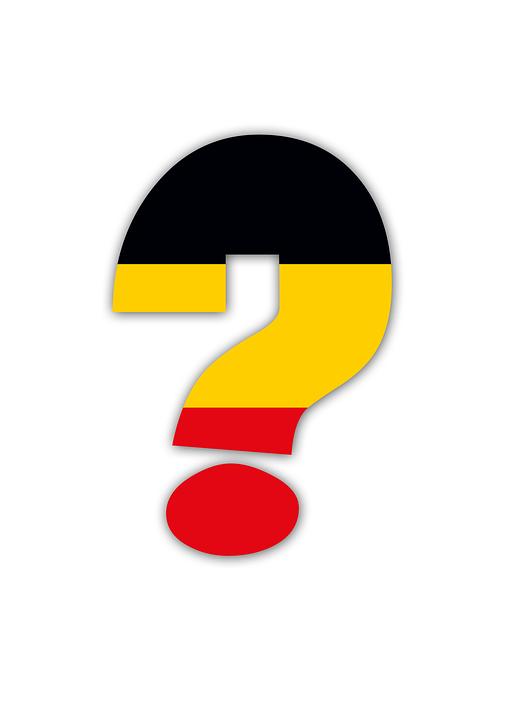 Question Mark Germany Em World Free Image On Pixabay