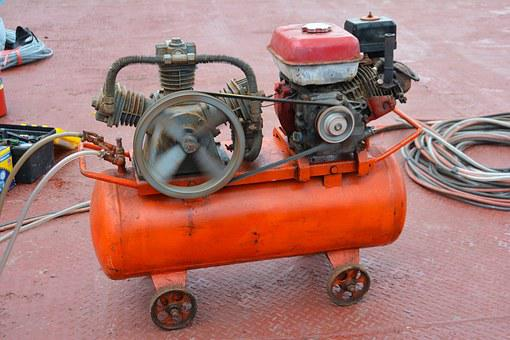 Generator Compressor Equipment Pressure Ma