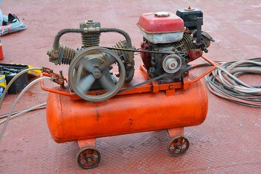Generator Compressor Equipment Pressure Ma