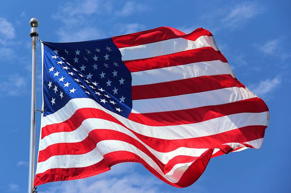 Free Photo Us Flag American Flag Flag Free Image On