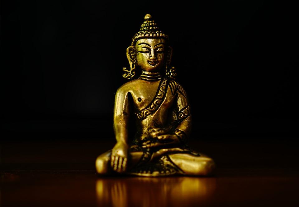 free photo buddha figure bronse free image on pixabay. Black Bedroom Furniture Sets. Home Design Ideas
